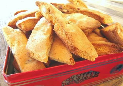 Biscotti - småkaker