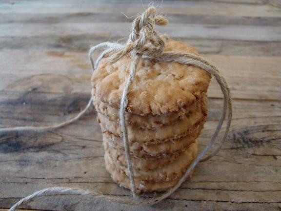 Havrekjeks Oatmeal biscuit