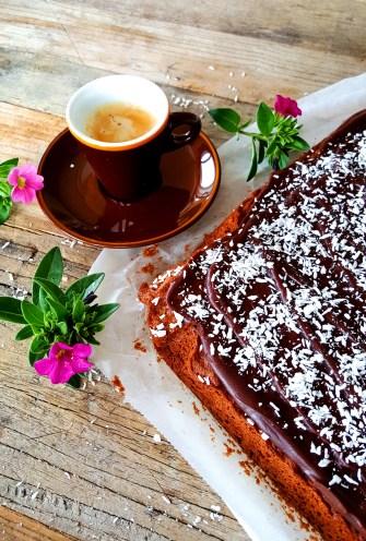 Kvikklunsjkake - Chocolate cake big size