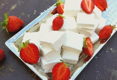 Hjemmelagde marshmallows