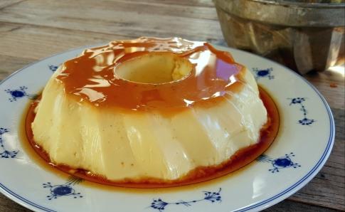 Karamellpudding - Tradisjonell dessert